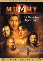Cover image for The mummy returns
