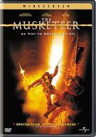 Cover image for The musketeer