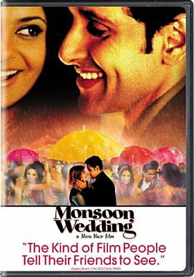 Cover image for Monsoon wedding