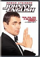 Cover image for Johnny English