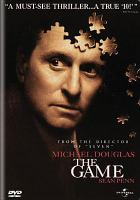 Cover image for The game (Michael Douglas version)