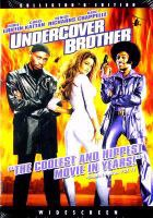 Cover image for Undercover brother