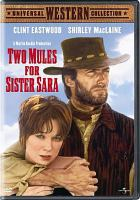 Cover image for Two mules for Sister Sara
