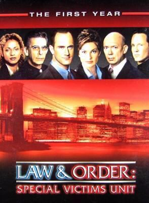 Cover image for Law & order, SVU. Season 01, Complete [videorecording DVD]