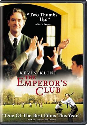 Cover image for The emperor's club