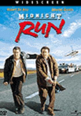 Imagen de portada para Midnight run [videorecording DVD]