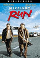 Cover image for Midnight run [videorecording DVD]