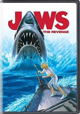 Cover image for Jaws, the revenge