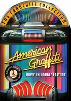 Cover image for American graffiti drive-in double feature.