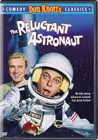 Cover image for The reluctant astronaut