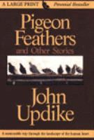 Cover image for Pigeon feathers and other stories