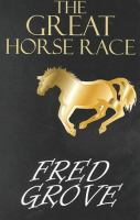 Cover image for The great horse race