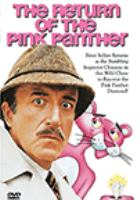 Cover image for The return of the Pink Panther