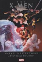 Cover image for The X-Men. Vol. 1