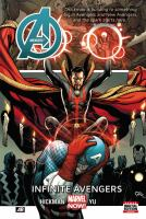 Cover image for Avengers. Vol. 6 [graphic novel] : Infinite Avengers