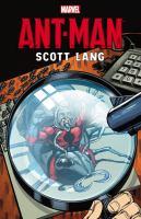Cover image for Ant-Man [graphic novel] : Scott Lang