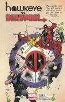 Cover image for Hawkeye vs Deadpool [graphic novel]