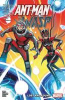 Cover image for Ant-Man and the Wasp [graphic novel] : Lost and found