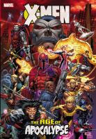 Imagen de portada para X-Men : the age of apocalypse