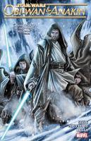 Cover image for Star Wars. Obi-Wan & Anakin [graphic novel]