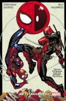 Cover image for Spider-Man/Deadpool. Volume 1 [graphic novel] : Isn't it bromantic