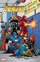 Cover image for Avengers [graphic novel] : No more bullying