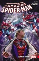 Imagen de portada para The amazing Spider-Man. Volume 2 [graphic novel] : Worldwide