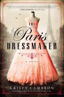 Imagen de portada para The Paris dressmaker