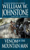 Cover image for Venom of the mountain man. bk. 45 : Last mountain man series