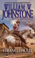 Cover image for Stranglehold. bk. 9 : Duff MacCallister western series
