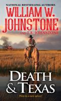 Cover image for Death & Texas. bk. 1 : Death and Texas series