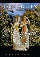 Cover image for Mansfield Park