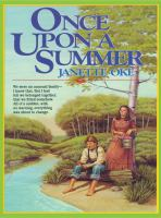 Cover image for Once upon a summer