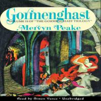 Imagen de portada para Gormenghast, Book 2 Gormenghast series