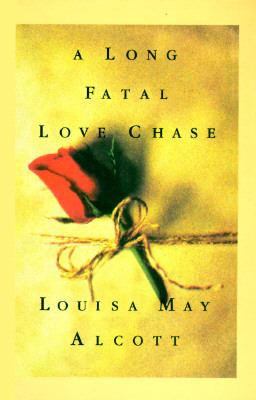 Cover image for A long fatal love chase [large print]