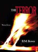 Cover image for The terror : western stories