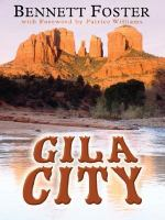 Cover image for Gila City : western stories