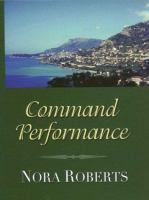 Cover image for Command performance