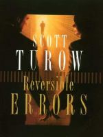 Cover image for Reversible errors. bk. 6 [large print] : Kindle County series