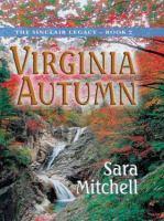 Imagen de portada para Virginia autumn