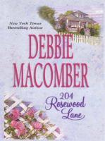Cover image for 204 Rosewood Lane.  bk. 2 [large print] : Cedar Cove series