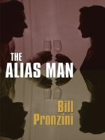 Cover image for The alias man