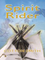Cover image for Spirit rider