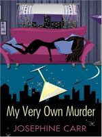 Cover image for My very own murder :