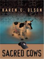 Cover image for Sacred cows