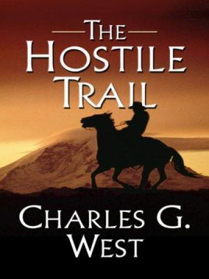 Cover image for The hostile trail