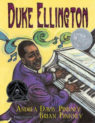 Cover image for Duke Ellington : the piano prince and his orchestra