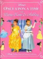 Cover image for Disney's once upon a time with Mary-Kate & Ashley