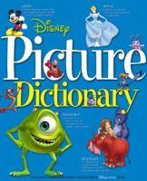 Imagen de portada para Disney picture dictionary