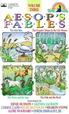 Cover image for Aesop's fables. Volume III